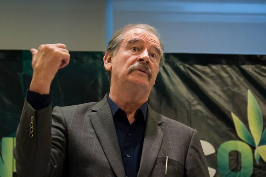 Vicente Fox ironiza sobre diferencias por semáforo de COVID-19 en la CDMX