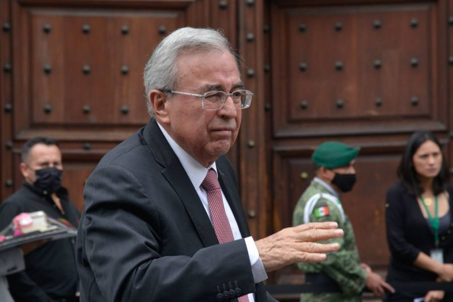 Uno más: Rubén Rocha, gobernador electo de Sinaloa, denuncia hackeo en WhatsApp