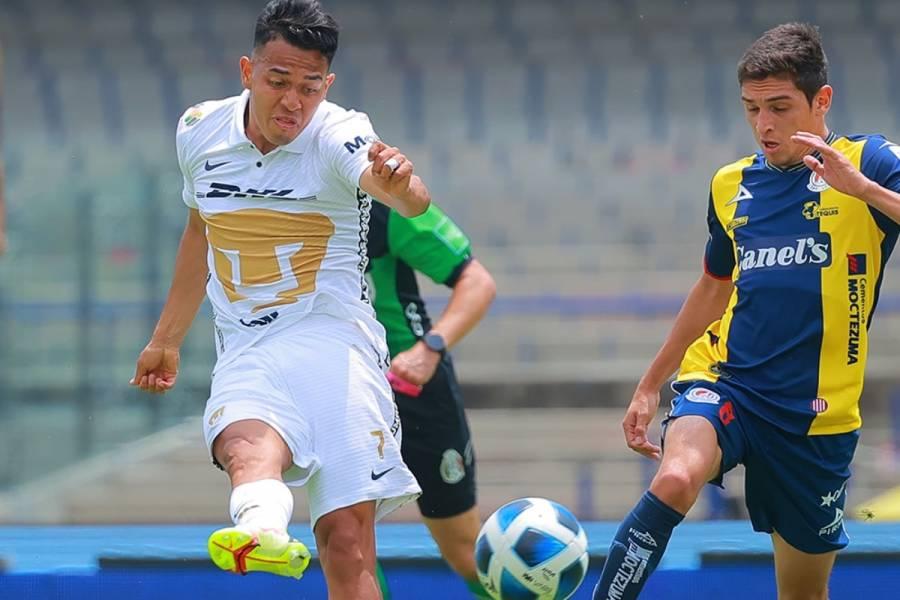 Atlético San Luis vence 3-1 a los Pumas