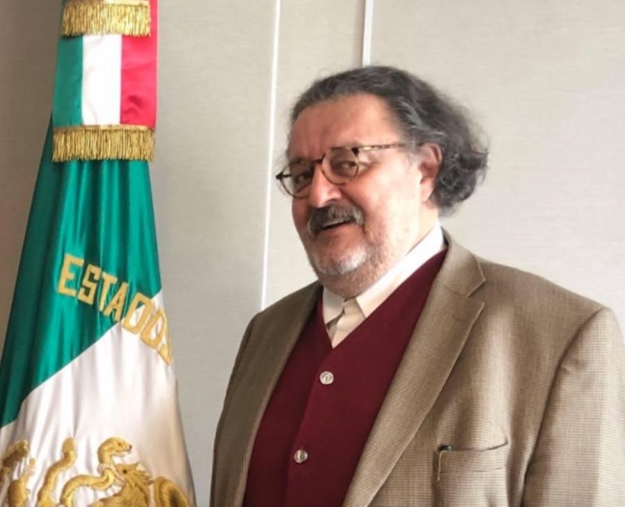 Jorge F. Hernández rechaza acusaciones de comentarios misóginos contra embajadora en España