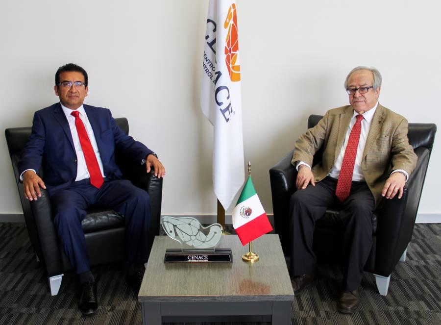 IPN reconoce designación de Ricardo Mota Palomino como titular del CENACE