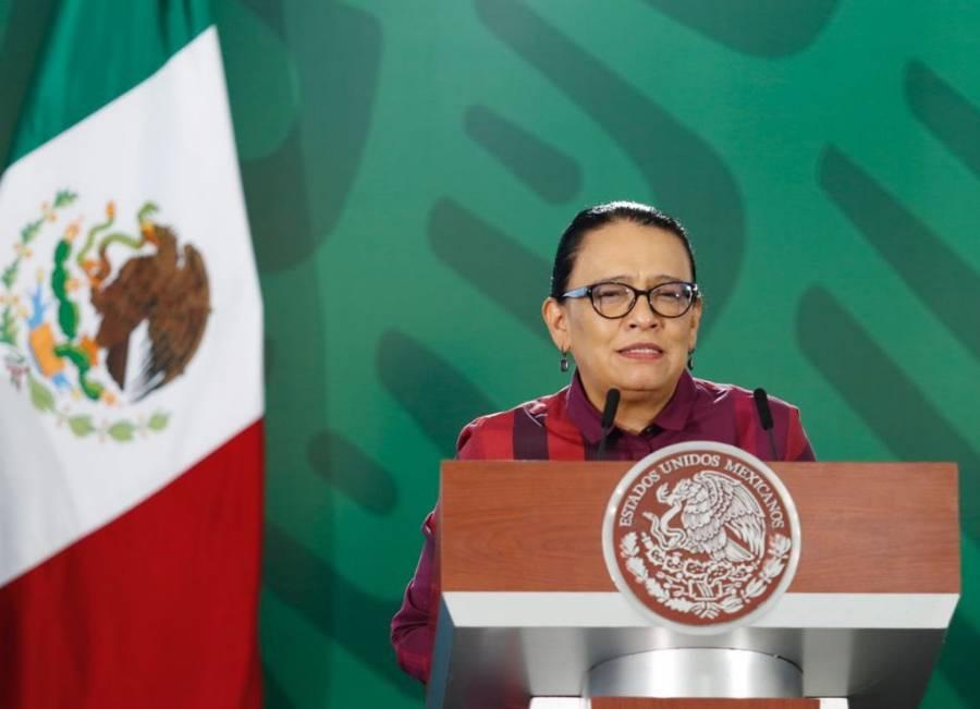 Rosa Icela Rodríguez agradece a chihuahuenses participación en vacunación contra Covid-19