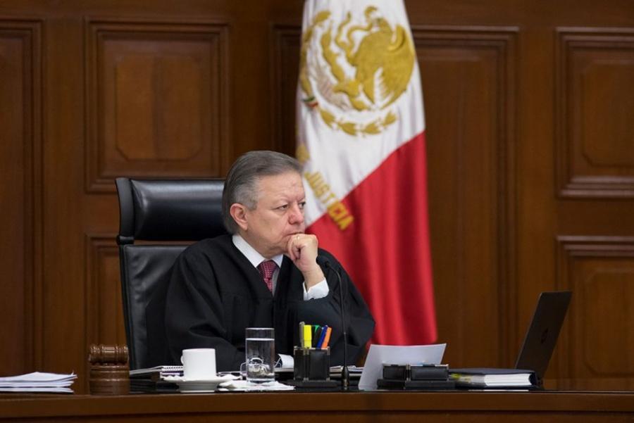 Ministro presidente se reunió con José Luis Vargas