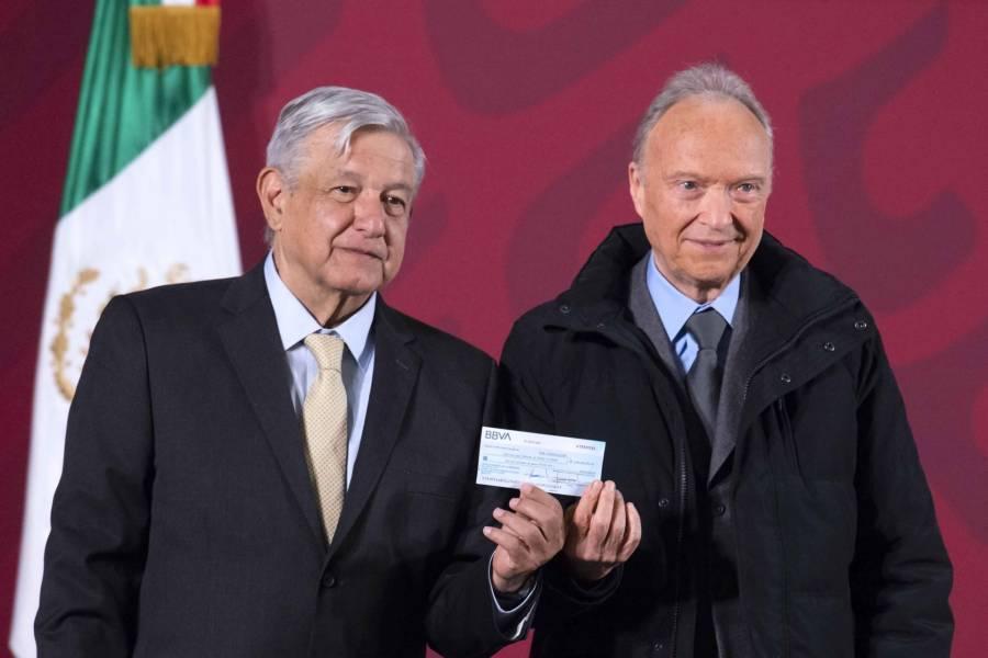 Se debe seguir con la limpieza en FGR y Poder Judicial, pide presidente López Obrador