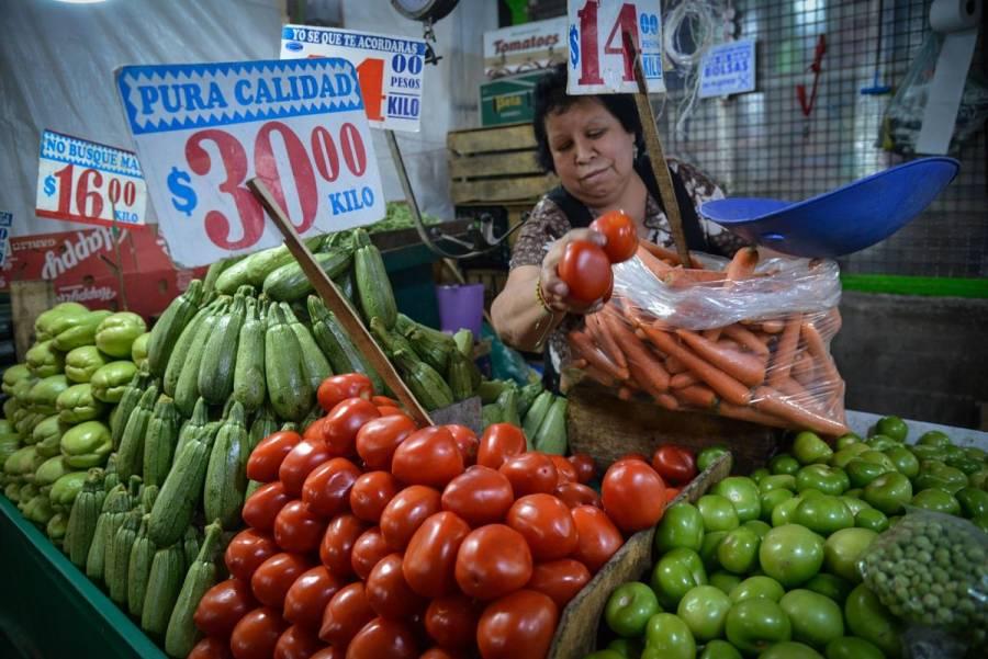 La inflación se ubica en 5.81% durante julio: Inegi