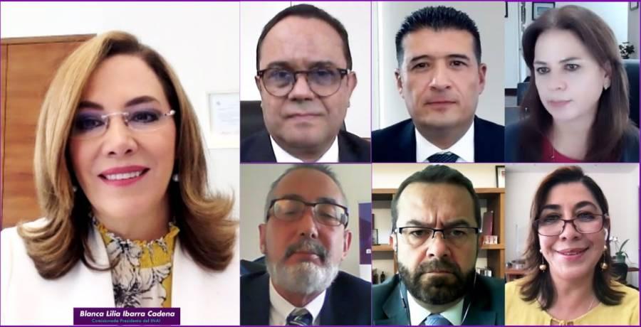 INAI ordena a la FGR informar sobre causas penales por enriquecimiento ilícito, de 2012 a 2021