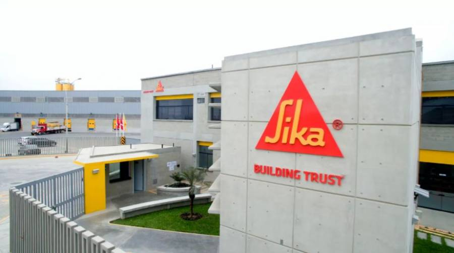 Grupo suizo Sika se refuerza en México tras adquirir Bexel Internacional
