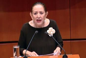 Fallece María Elena Chapa, impulsora de la equidad de género en Nuevo León