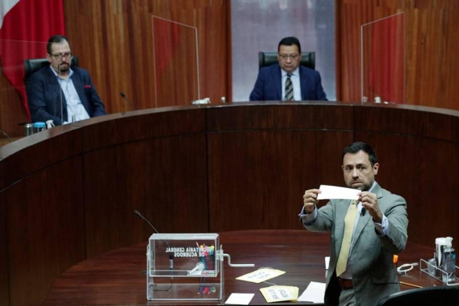 Sala Superior sortea impugnaciones de gubernaturas en Nuevo León, San Luis Potosí, Chihuahua y Querétaro