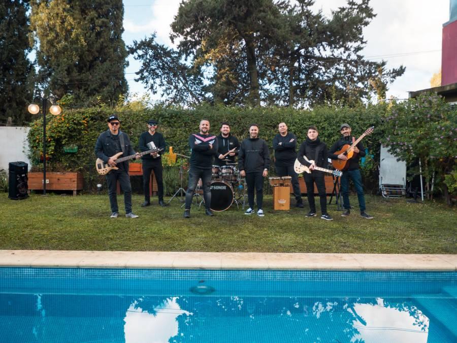 """Banda argentina Bachata Urbana presenta """"Él te miente"""""""