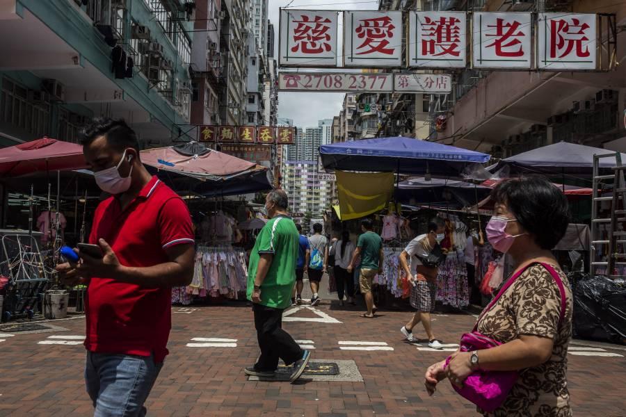 En China, aumentan casos de Covid-19 a un máximo en siete meses