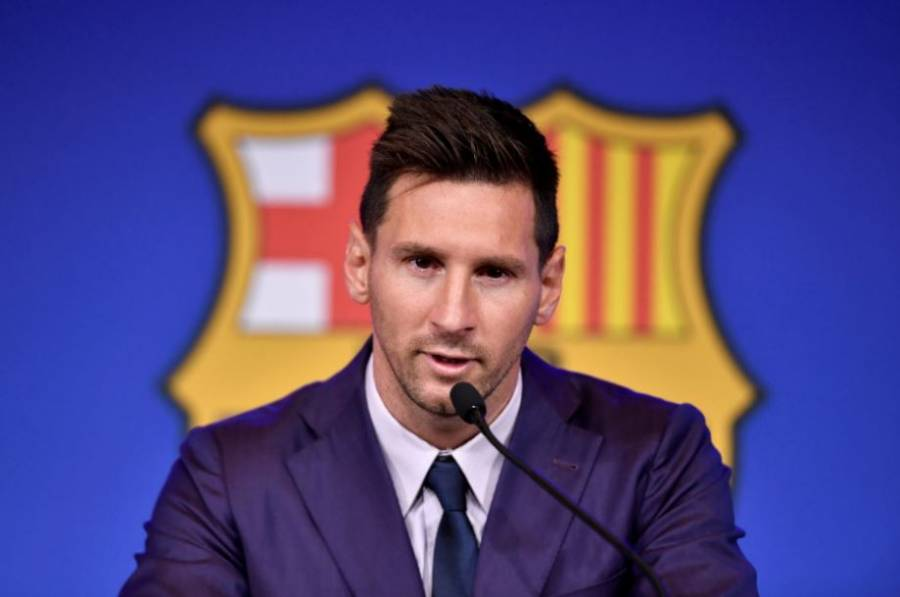Leo Messi ficha con el PSG por dos años