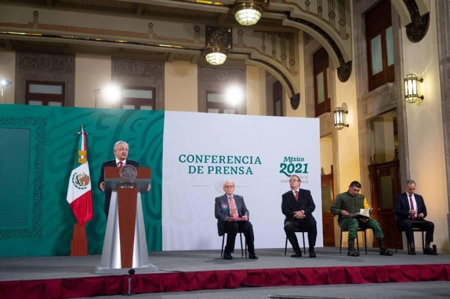 """""""A mi me decepcionaron"""", indica AMLO sobre magistrados del TEPJF"""