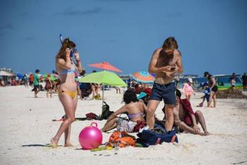 Turismo extranjero en México se triplica durante junio