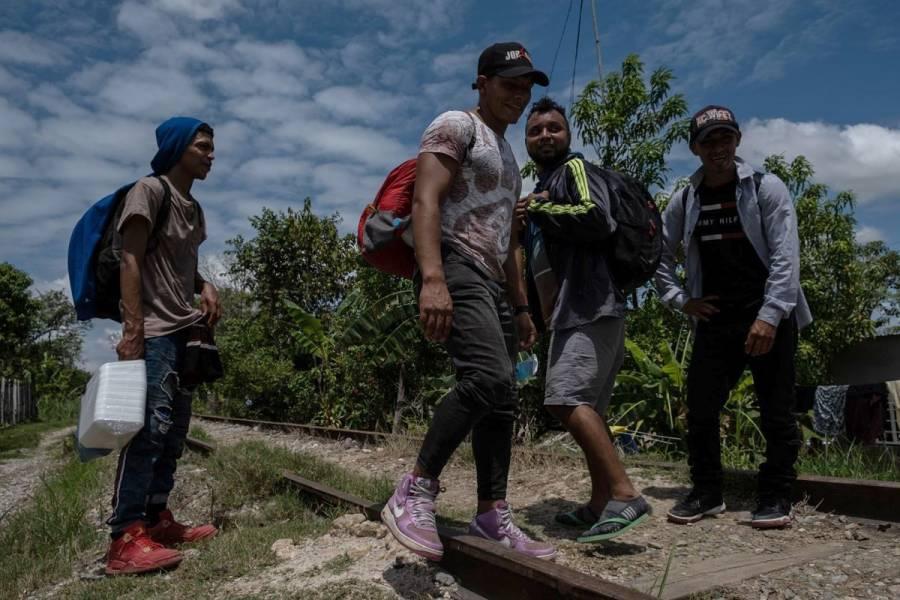 Acnur denuncia vuelos de expulsión de migrantes de EEUU hacia México