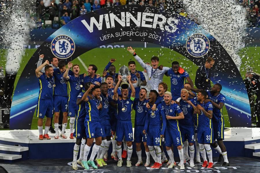 Chelsea vence al Villarreal en los penales y se lleva la Supercopa de Europa