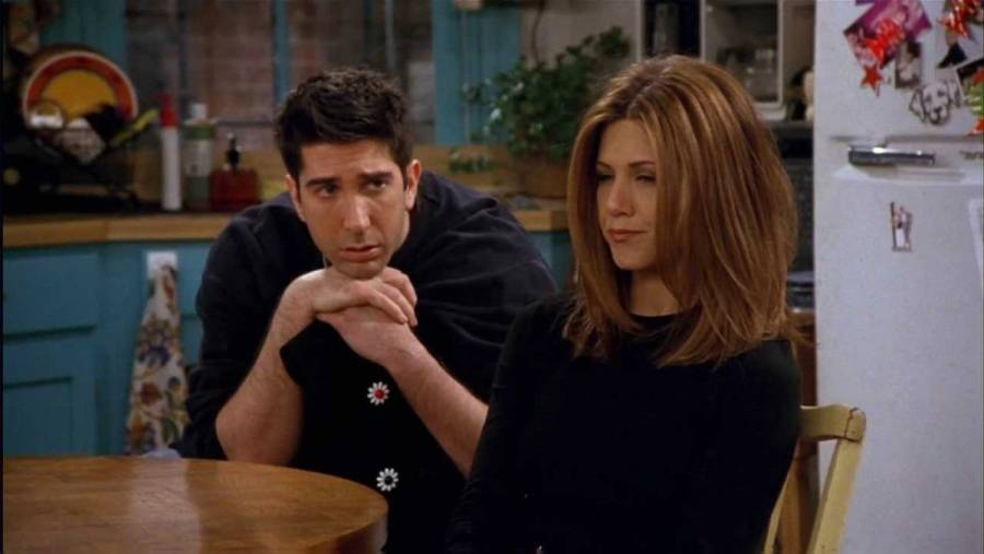 David Schwimmer aclara los rumores de romance con Jennifer Aniston