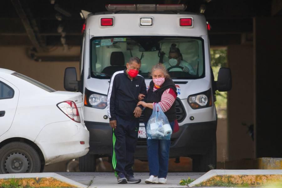 México supera los 3 millones de contagios de Covid, al sumar 22 mil 711 casos en 24 horas