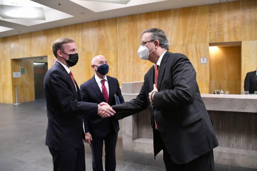 …Y avanzan ambos países en agenda bilateral