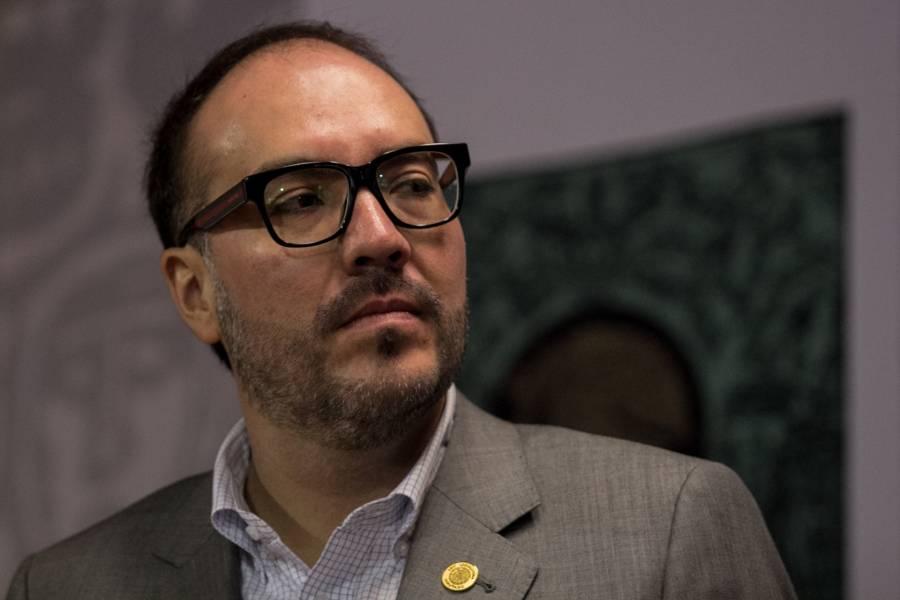 Mauricio Toledo pide licencia por tiempo indefinido a la Cámara de Diputados