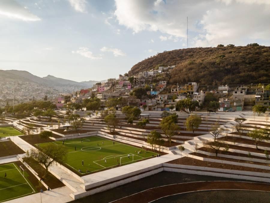 Proyectos de Sedatu, reciben premios internacionales de arquitectura y espacio público