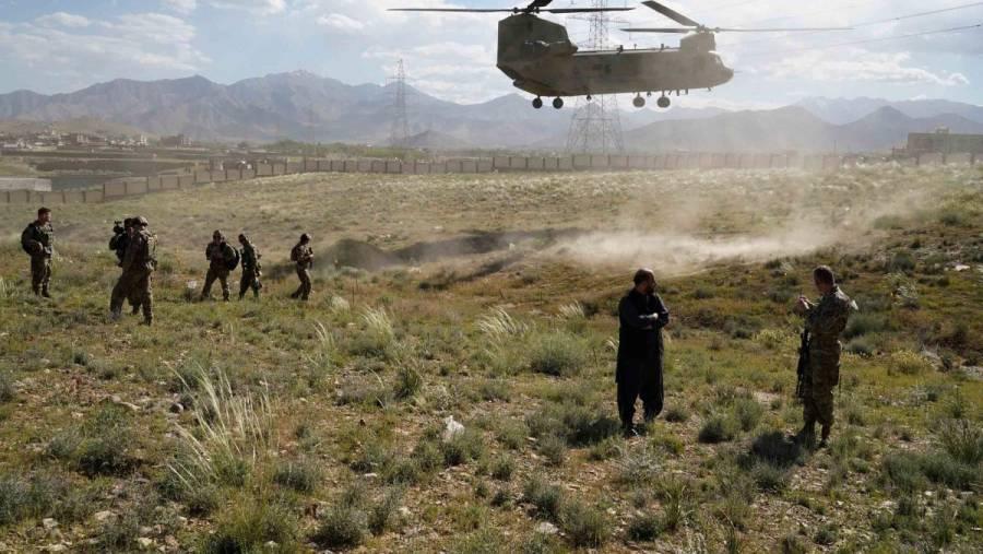 EEUU anuncia el envío de 3,000 soldados a Kabul para evacuar a funcionarios