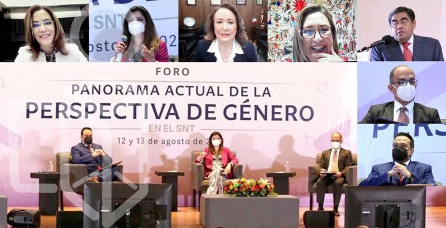 """""""Sin igualdad de género, no hay democracia posible"""", afirma presidenta del Inai"""