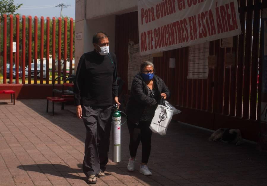 México registra casi 25 mil nuevos contagios de Covid en 24 horas