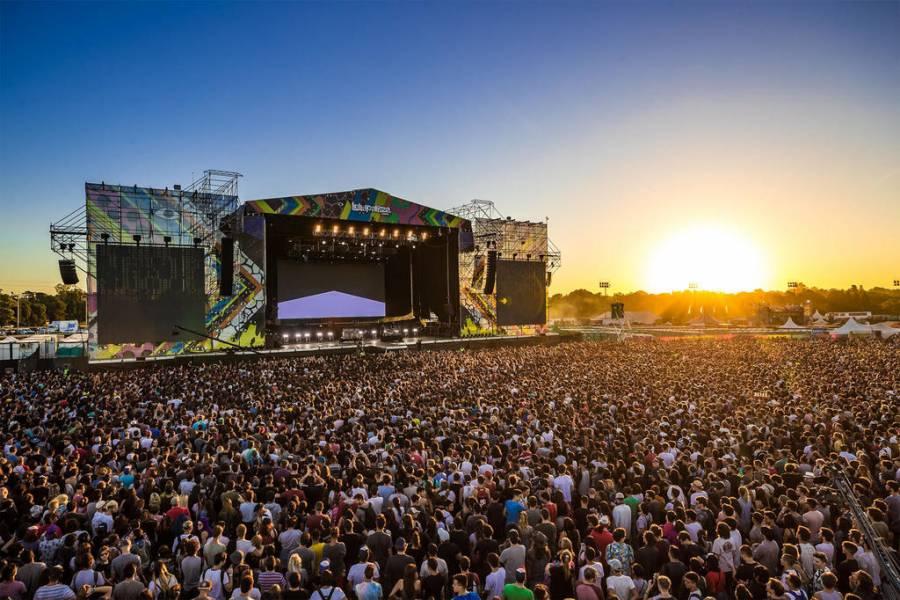 Relacionan 203 casos de Covid-19 con el festival Lollapalooza