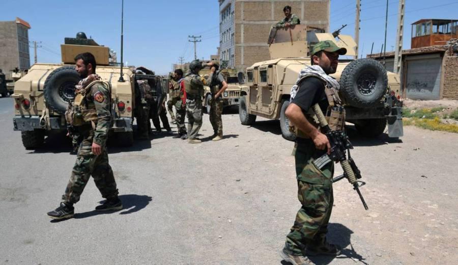 Reino Unido enviará tropas a Afganistán para evacuar a los británicos