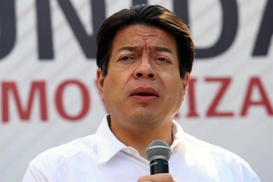 Mario Delgado invita a gobernador de Chihuahua a unirse a la 4T