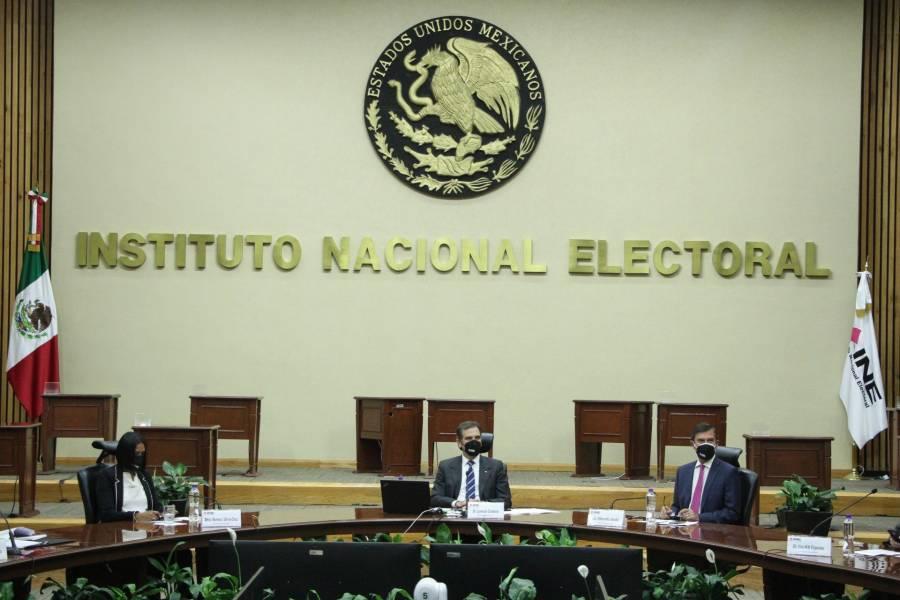 INE dará 5 mil 800 mdp a partidos políticos