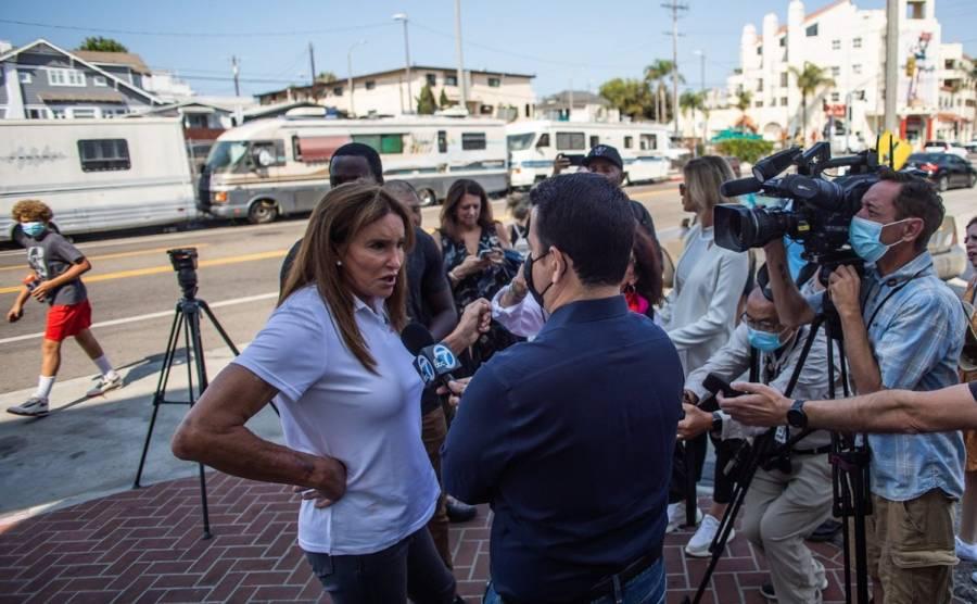 Caitlyn Jenner se lanza a gobernar California