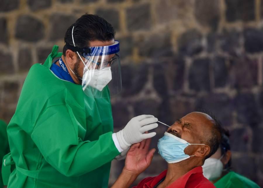 En 24 hrs, México reporta 22 mil 758 nuevos casos de COVID-19