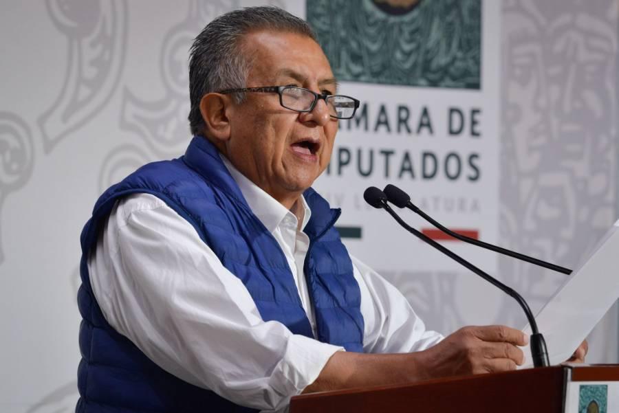 Policía catea domicilio de Saúl Huerta en Puebla