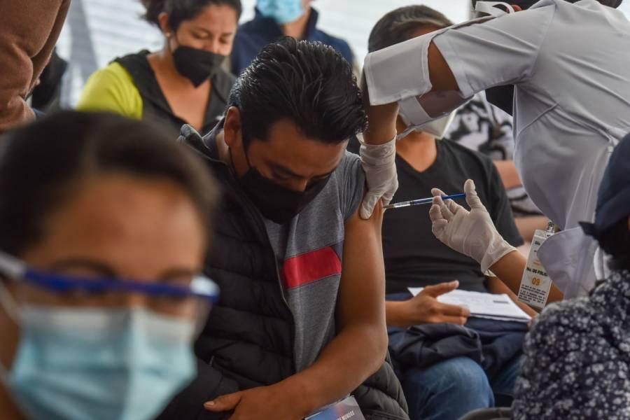 Puebla vacunará a personas de 18 a 29 años