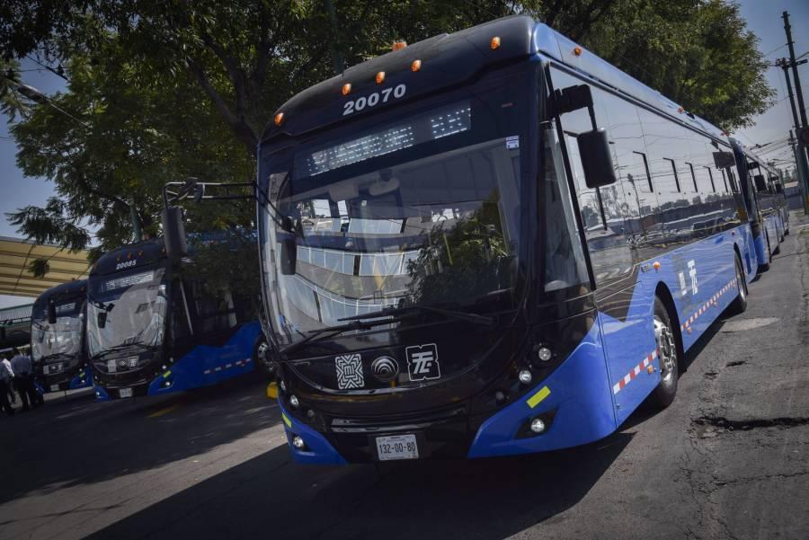 GobCDMX alista Línea 10 de Trolebús en Eje 8 Sur