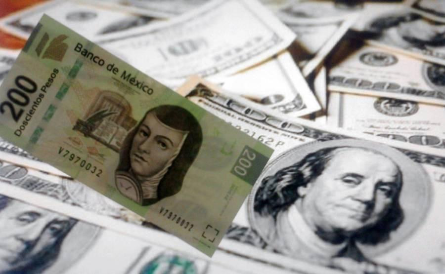Tras la decisión de Banxico de elevar tasa de intereses, el peso mexicano sube