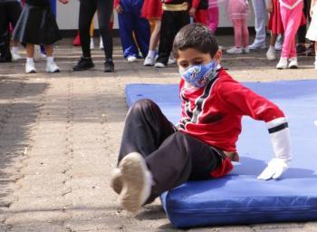 DIF: Regreso a aulas beneficiará salud mental y emocional de los niños