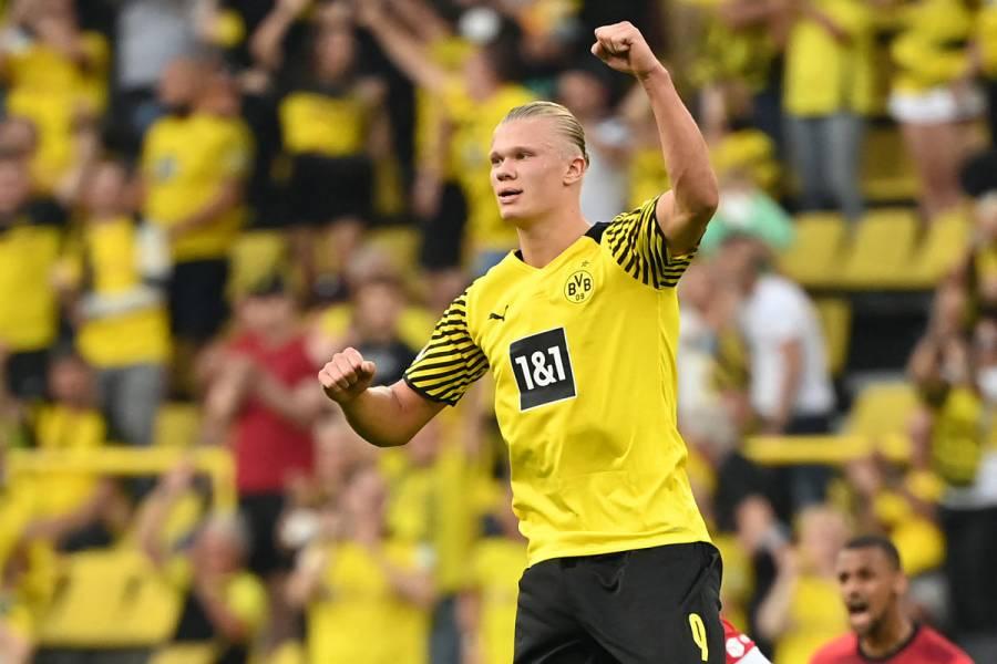 Borussia Dortmund se impone al Fráncfort en su estreno en Bundesliga