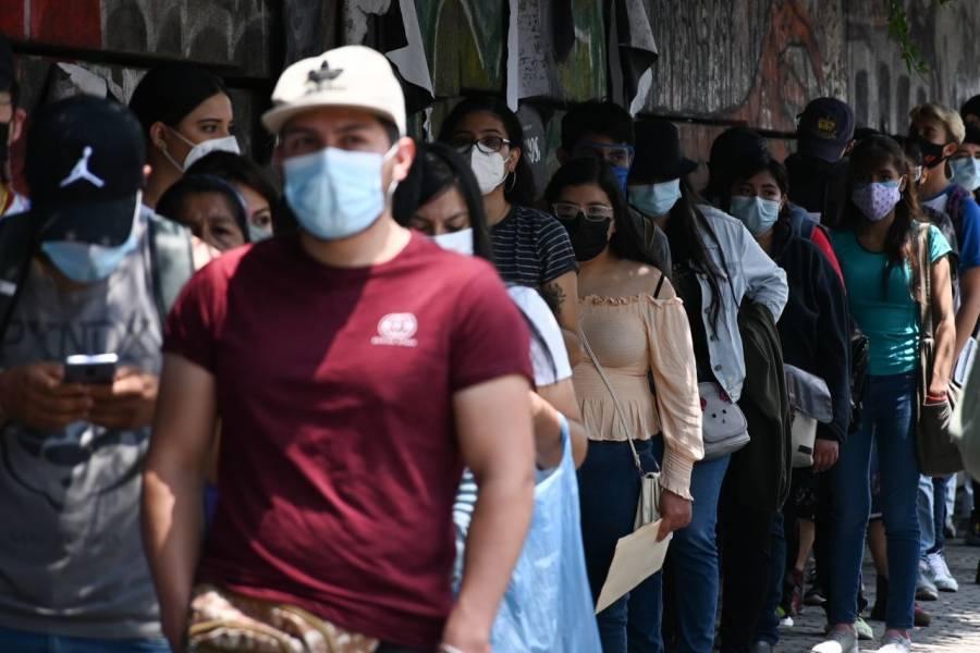 Anuncian vacunación contra Covid-19 a jóvenes de 18 a 29 años en Xochimilco
