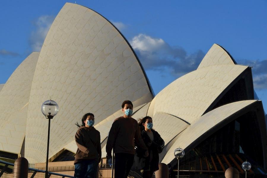Fortalece Australia sus restricciones ante la pandemia de coronavirus
