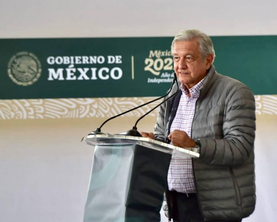 Hay quienes viven de administrar conflictos, y reciben dinero del extranjero: López Obrador