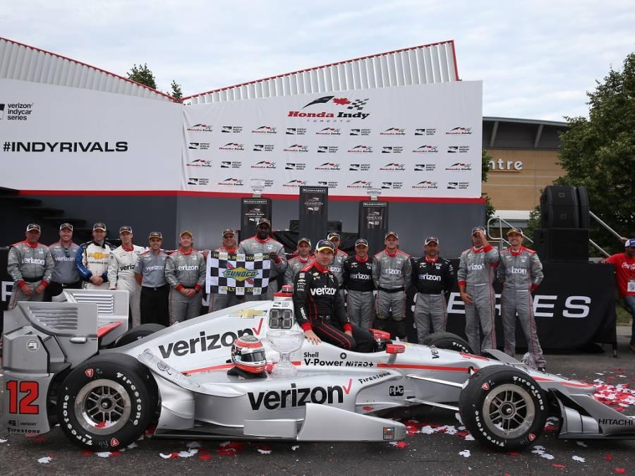 El piloto Will Power gana por quinta vez en icónico autódromo de IndyCar