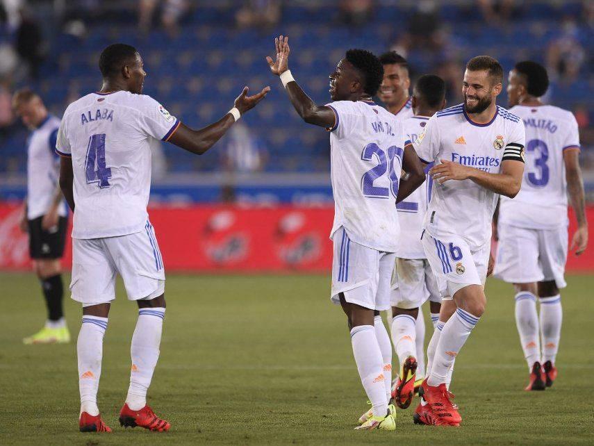 La nueva etapa del Real Madrid de Carlo Ancelotti arrancó con victoria en la primera fecha de LaLiga