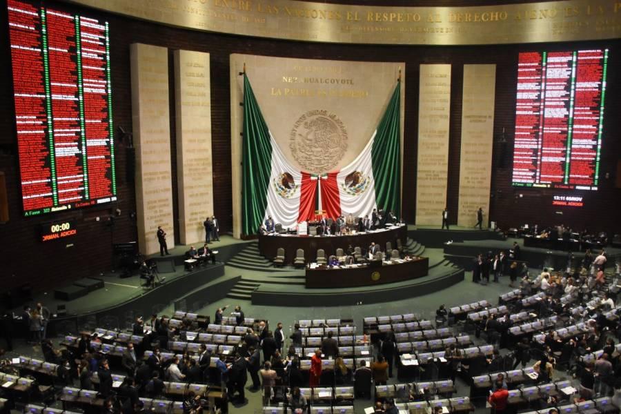 Destaca Cámara de Diputados aprobación de reformas en materia laboral en la 65 Legislatura