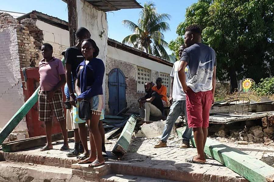SRE confirma que no hay mexicanos afectados por sismo en Haití