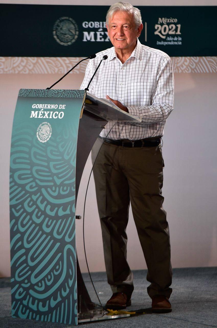 """AMLO asegura que el Poder Judicial está """"podrido"""" y que es """"ultraconservador"""""""
