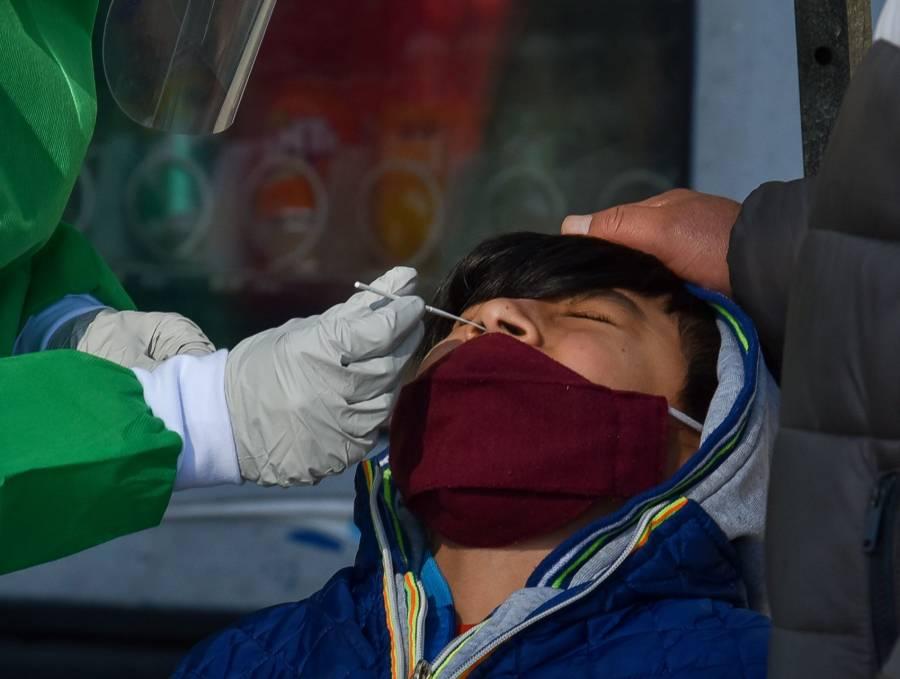 Hospital Infantil está saturado por casos de Covid