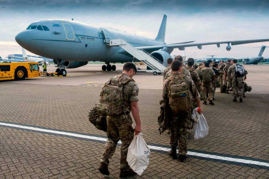 Tras toma de Kabul, países europeos aceleran salida de ciudadanos de Afganistán